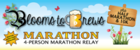 Blooms to Brews: Marathon, 4-Person Marathon Relay, Half & 10K - Woodland, WA - 076498a5-1aaa-4f8e-98fe-fba7f2ec5369.png