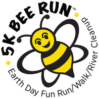 Earth Day 5K Bee Run/Walk - Minneapolis, MN - BeeRunLogo-square.jpg