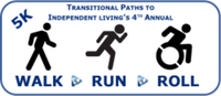Transitional Paths to Independent Living's 4th Annual 5K Walk*Run*Roll - Washington, PA - race71803-logo.bCuW_1.png