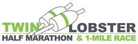 Twin Lobster Half Marathon & 1M - Gloucester, MA - TwinLobsterHalfMarathonLogo.jpg