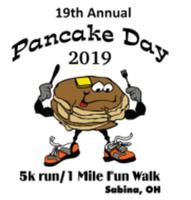 Pancake Day 5k Run/1 Mile Fun Walk - Sabina, OH - race43362-logo.bCxiYD.png