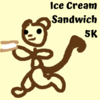 Ice Cream Sandwich 5k and 1 mile race at Heritage Landing $20 - Saint Augustine, FL - race60673-logo.bCzCRV.png