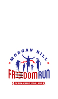 Morgan Hill Freedom Fest 5k and 1 mile children's run - Morgan Hil, CA - logo_only.jpg