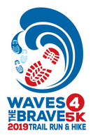 Waves for the Brave 5K - Poway, CA - WavesForTheBraveLogo2019.jpg