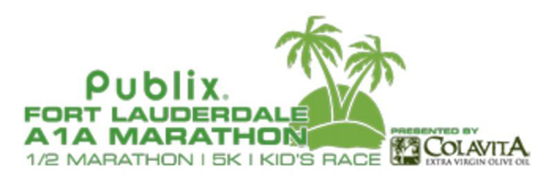 2020 Publix Fort Lauderdale A1A Marathon, Half Marathon, 5K, Komen 6K, Kids Race - Fort Lauderdale, FL - Half Marathon - Marathon - Running