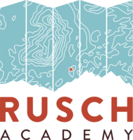 #GravelLessTraveled Camp - Sun Valley, ID - RUSCH_Academy_LOGO.png