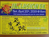 Fiesta Especial Inclusion 5K & Parade - San Antonio, TX - race73291-logo.bCFRJl.png
