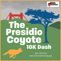 The Presidio Coyote 10K Dash - San Francisco, CA - PresidioLogo.png