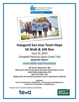 San Jose Team Hope 5k/10k walk/run - Campbell, CA - C89F3C02-243F-46B8-A2FE-8D22903B5FA0.jpeg