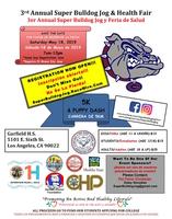 3rd Annual Super Bulldog Jog & Health Fair - East Los Angeles, CA - ENG_SPAN_FLYER_PIC.jpg