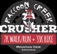 Raccoon Creek Crusher Duathlon - Mountain View, AR - race72952-logo.bCDxXH.png
