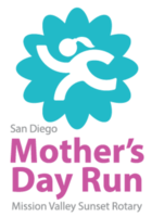 San Diego Mother's Day Run - San Diego, CA - MothersdayLogoFinal.png