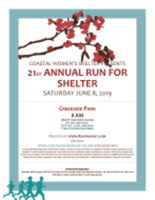 22nd Annual Run For Shelter - New Bern, NC - race56661-logo.bCsC9g.png