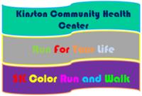 Run For Your Life 5K Color Run and Walk - Kinston, NC - race72063-logo.bCwJhT.png
