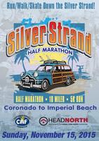 Silver Strand Half Marathon San Diego - Coronado, CA - silver_strand_logo_2015.jpg