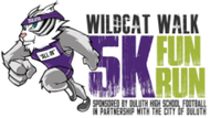 3rd Annual Duluth High School Wildcat Walk/5k Fun Run - Duluth, GA - race42026-logo.byTFim.png