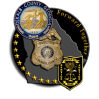 The 5th Annual Dekalb County Police Department's Beat The Badge 5K Run/Walk - Tucker, GA - race72471-logo.bCzQUH.png