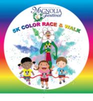 Gardendale Magnolia Festival 5K Color Race and 1 Mile Fun Run - Gardendale, AL - race71478-logo.bCvlLB.png