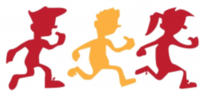 Run Like it's Recess!  5k & 1 Miler - Haddon Heights, NJ - race4900-logo.btFGEf.png