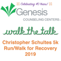 Genesis Centers: Walk the Talk, the Christopher Schultes 5K Run for Recovery - Pennsauken, NJ - race8865-logo.bCX1S7.png