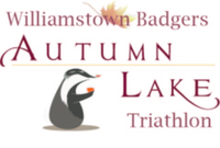 Williamstown Badgers Autumn Lake Triathlon - Williamstown, NJ - race68947-logo.bB5Wlo.png