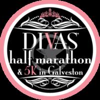 Divas Half Marathon & 5K in Galveston, TX - Galveston, TX - Diva_s-Half-Marathon-5k-Galveston-Logo.png