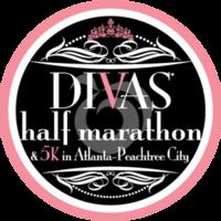 Divas Half Marathon & 5K in Peachtree City - Peachtree City, GA - Diva_s-Half-Marathon-5k-Atlanta-Logo.png