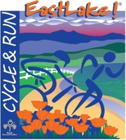 Cycle EastLake & Run (Bike Rides: 100k, 25 mile road, 18 mile mountain bike rides & Run/Walk: half marathon, 10k, and 5k) - Chula Vista, CA - Cycle_Marathon_Logo_2013__270x300_.jpg