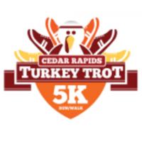 Cedar Rapids Turkey Trot 5K - Cedar Rapids, IA - race25400-logo.bwf_eT.png
