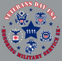 Veterans Day USA  - Honoring Military Service 5k (10th Annual) - Saint Paul, MN - race66565-logo.bBM96D.png