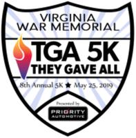 VWM TGA 5K - They Gave All - Richmond, VA - race58386-logo.bCulK9.png