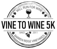 Vine to Wine 5K at Barren Ridge Vineyards - Fishersville, VA - race47142-logo.bEA96d.png