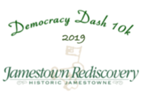 Democracy Dash 10K at Jamestown Island - Williamsburg, VA - race64409-logo.bCR6KT.png