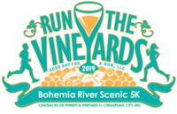 Run the Vineyards - Bohemia River Scenic 5K - Chesapeake City, MD - race44682-logo.bBN3iY.png