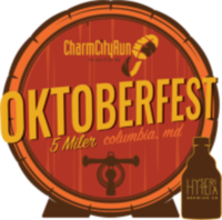 OKTOBERFEST 5 Miler sponsored by Hysteria Brewing Company - Columbia, MD - race38681-logo.bBDCi0.png