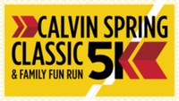 Calvin 5K Spring Classic and Family Fun Run - Grand Rapids, MI - race73321-logo.bCF9AT.png