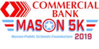 32nd Annual Commercial Bank Mason 5K and Bulldog Runs - Mason, MI - race5644-logo.bCGNLs.png