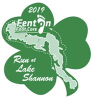 Fenton Foot Care Run at Lake Shannon 10k - 5k - 1 Mile fun Run - Fenton, MI - race70448-logo.bCC9_4.png