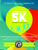 St Rose of Lima 5K  - Bonita, CA - raceplace.png