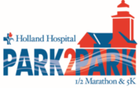 Holland Hospital Park2Park Half-Marathon & 5K Race - Holland, MI - race29506-logo.bB6BPK.png