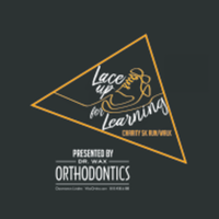Dr. Wax Orthodontics Lace Up for Learning Charity 5K Run/Walk - Linden, MI - race69223-logo.bB8UB5.png