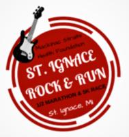 2019 St. Ignace Rock & Run Half Marathon and 5K - Saint Ignace, MI - race28258-logo.bA6DHH.png