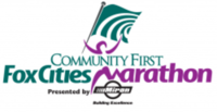 Community First Fox Cities Marathon presented by Miron Construction - Menasha, WI - race28063-logo.bwDign.png