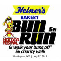Heiners Bakery Presents the 15th Annual Bun Run 5K - Huntington, WV - race75312-logo.bCUl5y.png
