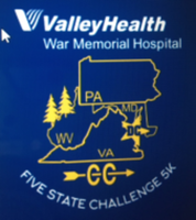 Valley Health War Memorial Hospital Five State Challenge 5K - Berkeley Springs, WV - race67510-logo.bBUoKp.png