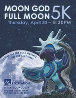 Moon God Full Moon 5K Run - La Jolla, CA - MoonGod14poster.jpg