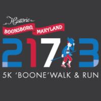 'Boone'Walk & Run! (5K) - Boonsboro, MD - race64085-logo.bCWk3P.png