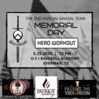 2nd Annual Ghazal Team Hero Workout - Everman, TX - race76256-logo.bEWXur.png