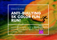 #BeAFriend Anti-Bullying 5k Color Fun Run/Walk - Stockbridge, GA - race76175-logo.bC1Bgl.png