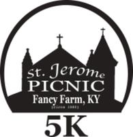 2021 St. Jerome Picnic 5K in Fancy Farm, KY - Fancy Farm, KY - race76551-logo.bC5b49.png